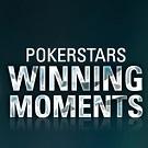 PokerStars запускает Winning Moments
