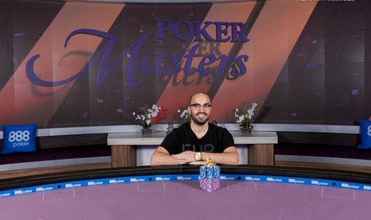 Брин Кенни чемпион Poker Masters