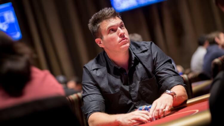 Дуглас Полк на Poker Masters 2017
