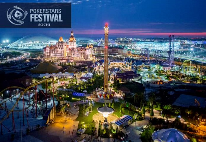 Pokerstars Festival в Сочи 2017