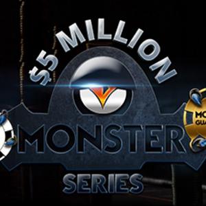 PartyPoker анонсировали Monster Series с гарантией в 5 000 000$