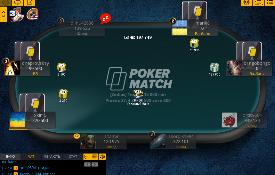 Скріншот PokerMatch