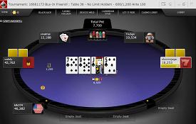 Скриншот Intertops