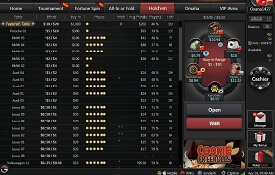 BetKings Poker screenshot