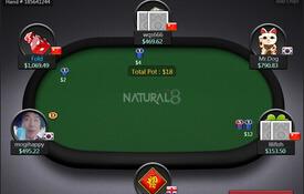 Natural8 screenshot