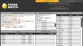 Скриншот PokerMatch