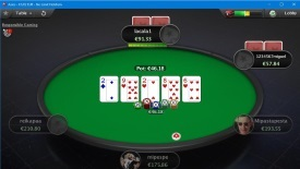 Скриншот PokerStars.es