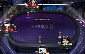 Скриншот Natural8