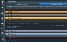 Ultima Poker (closed) screenshot