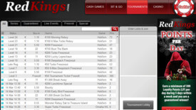 RedKings (closed) screenshot