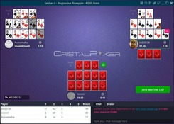 Cristal Poker (closed) screenshot