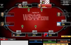 Скриншот WSOP.com