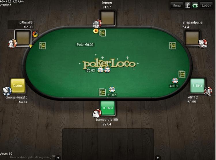 Стол PokerLoco
