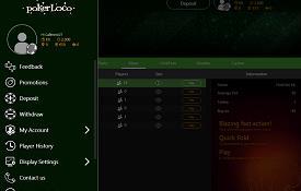 Скриншот PokerLoco