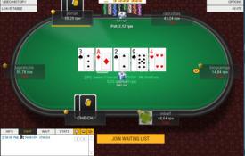 Pokermatch screenshot