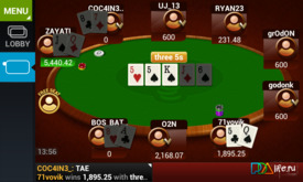 MobilePokerClub screenshot