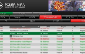 PokerMira (closed) screenshot