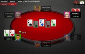 Winner Poker screenshot