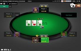 Скриншот Bet365 Poker