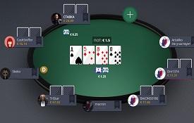 Скриншот Grey Snow Poker