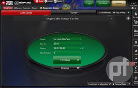 Скриншот PokerStars PA