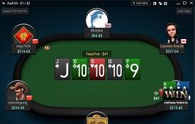 Скриншот GG Poker