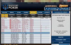 Black Chip Poker screenshot