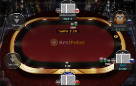 BestPoker screenshot