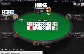Скріншот Coral Poker