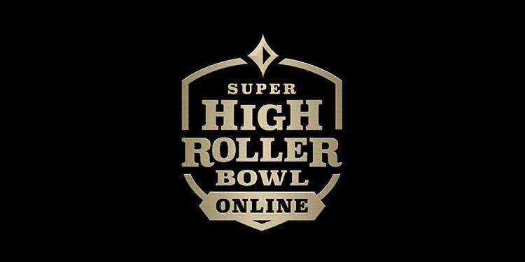 Super High Roller Bowl Online 2020