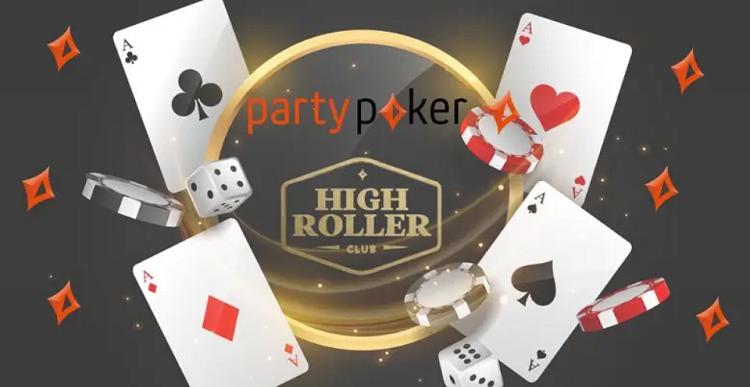 High Roller Club на PartyPoker