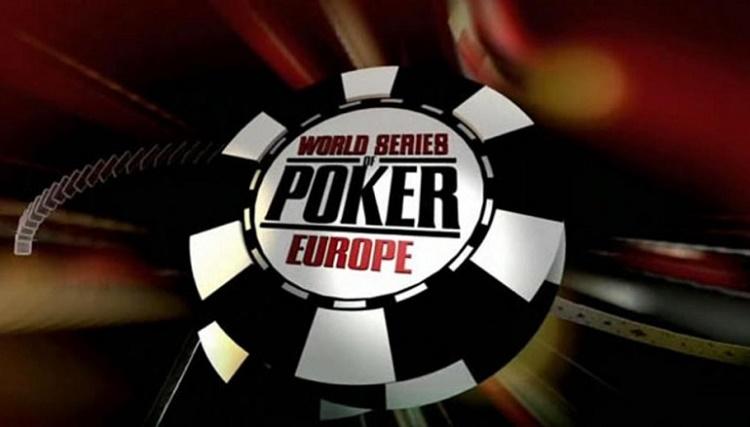 Европейский этап Мировой покерной серии WSOPE 2018