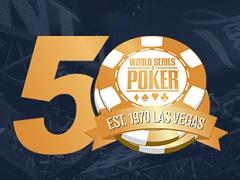 Мировая серия покера WSOP 2019