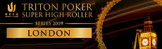 Triton Super High Roller Series London 2019