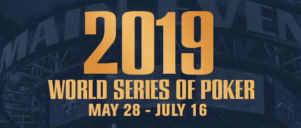 World Series of Poker 2019