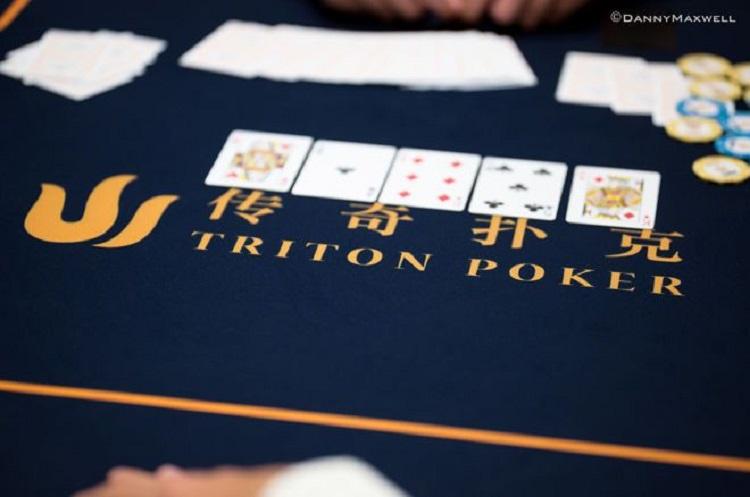 Triton Poker Super High Roller 2020 в Чеджу