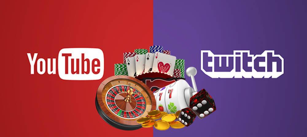 Стримы казино