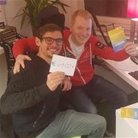 Фёдор Хольц и Феликс Шнайдерс провели благотворительный турнир