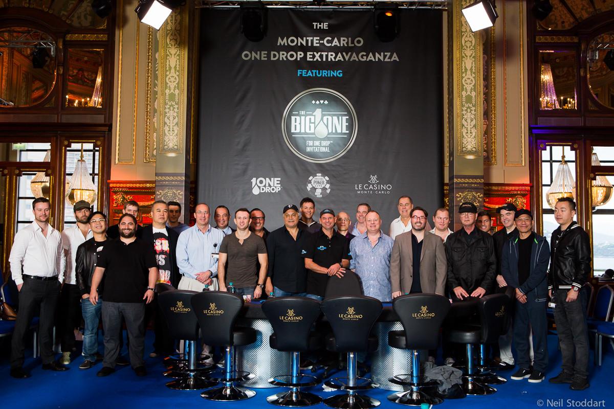 Мнение покеристов про участников €1 000 000 Big One For One Drop