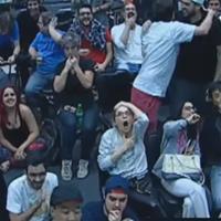 Сумасшедшая раздача: AA vs. KK на BSOP Millions 2015