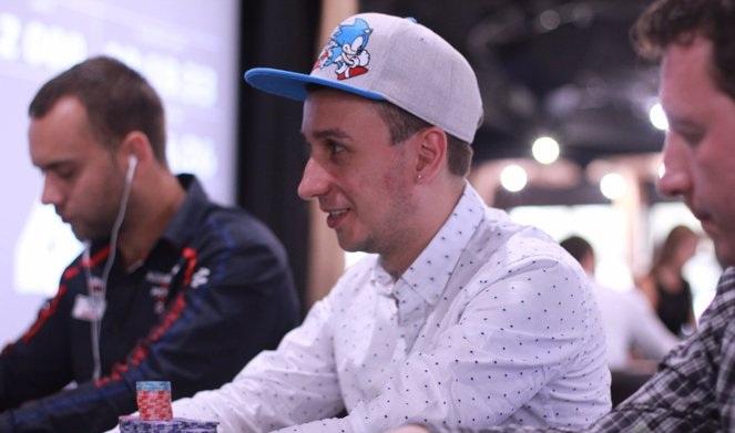 Виталий «Хинт» Волов стал Team Pro PokerGrant