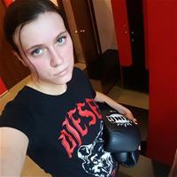 Лия Новикова занялась боксом