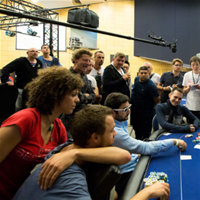 6 человек осталось в турнире суперхайроллеров 25 750€