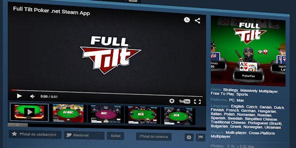 Full Tilt Steam