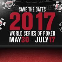 Уже завтра стартует WSOP 2017