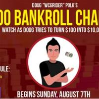 За 3 дня марафона Дуг Полк выиграл 18$