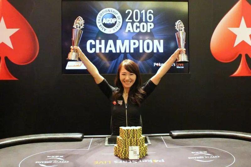 Селина Лин выиграла вторую пику ACOP