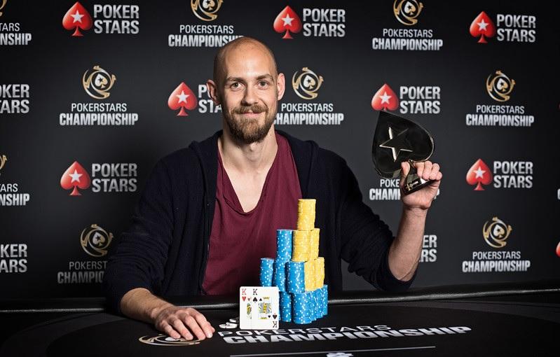 Стивен Чидвик – чемпион хайроллеров на PokerStars Championship Panama