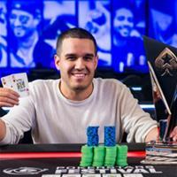 Первый фестиваль PokerStars выиграл фрирольщик