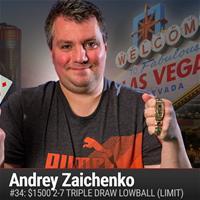 Андрей Заиченко: «Браслет - та цель, которой я очень хотел добиться»
